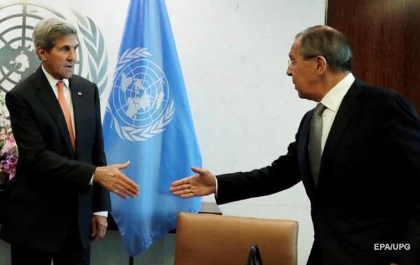 США і Росія відновлюють переговори щодо Сирії