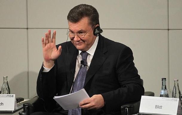 Україна програла Януковичам апеляцію в Євросуді