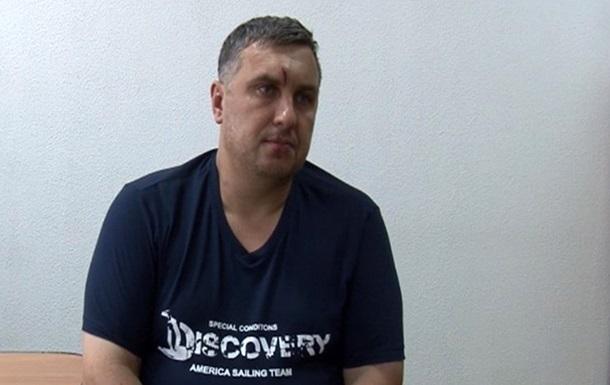 Кримських диверсантів  перевезли з Криму до Москви