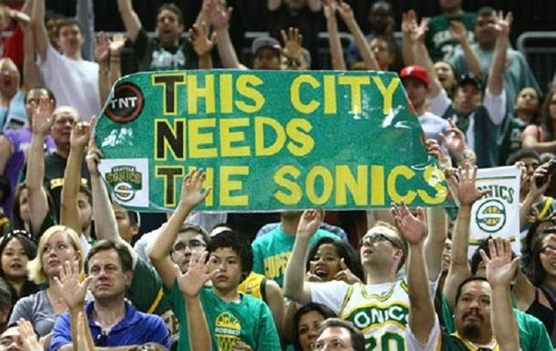 НБА. Лига расшириться за счет команды из Сиэттла