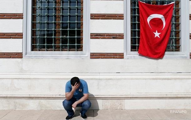 У Туреччині видали 189 ордерів на арешт суддів та прокурорів