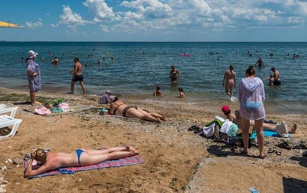 У Криму заявили про зростання турпотоку на чверть