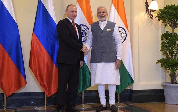 Індія купить у Росії ракетні системи С-400