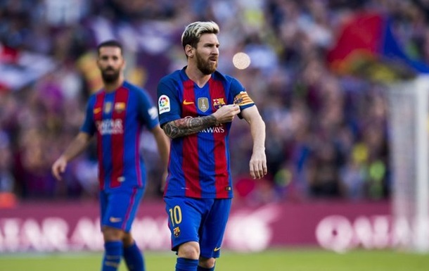 Примера. Барселона легко расправилась с Депортиво