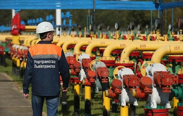 Україна завершила закачування газу у сховища