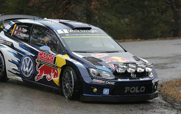 WRC. Ож є - чотириразовий чемпіон