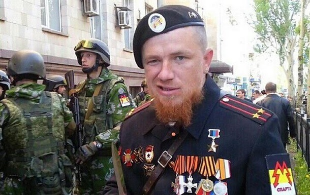Моторола погиб: его взорвали в Донецке
