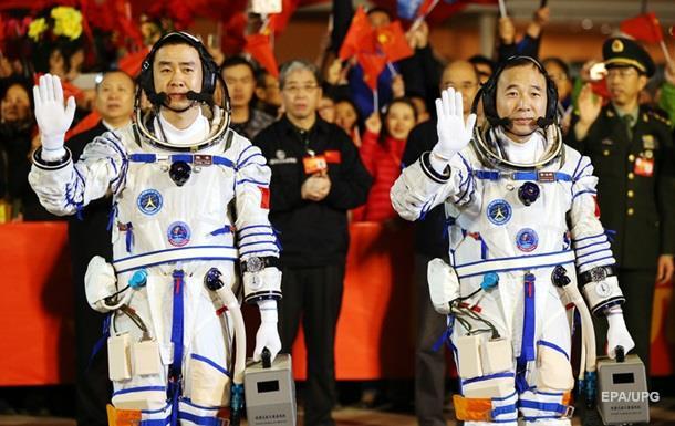 Китай запустив власну ракету в космос