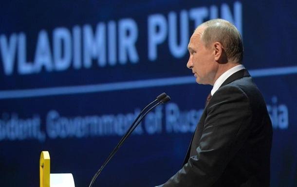 Путін відкинув закиди про спроби вплинути на вибори в США