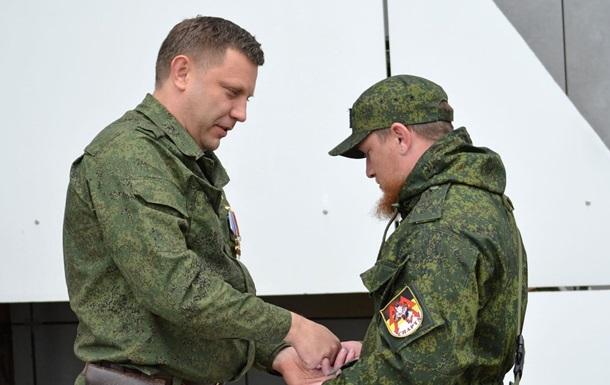 Захарченко пригрозив особистою помстою військовим України