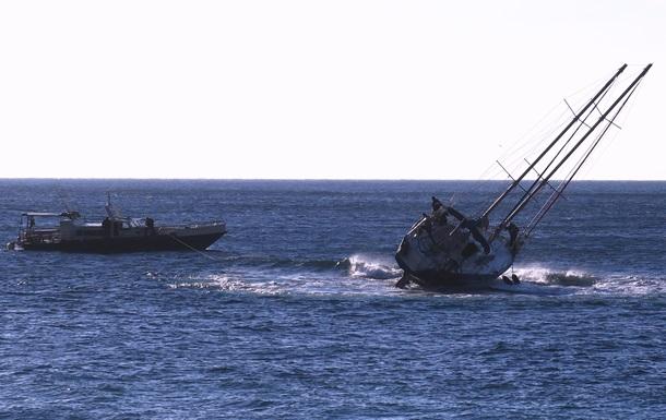 Сотрудники санатория «Меллас» спасли экипаж яхты