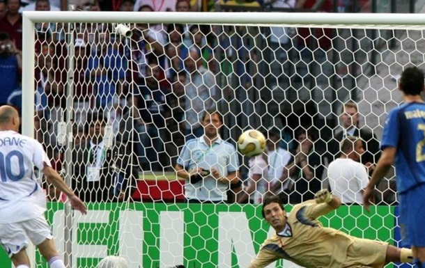 Сын Зидана повторил удар отца в финале ЧМ-2006