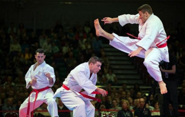 Чемпіонат світу з карате: вперше в олімпійському статусі