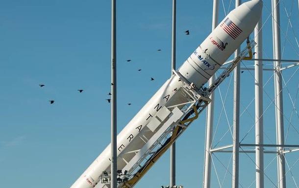 Ракета с украинской ступенью вышла на орбиту