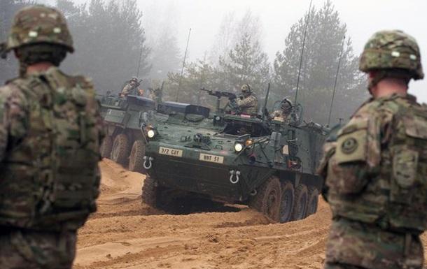 Німеччина відправила 200 солдатів на маневри НАТО в Латвію