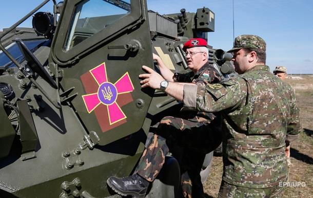 В Украине стартовали учения по отпору вооруженной агрессии