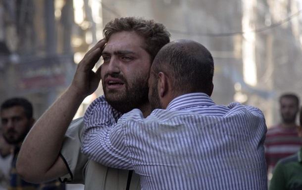 Путін та Ассад можуть постати перед судом за військові злочини в Сирії