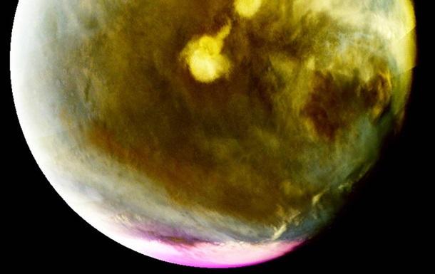 NASA показало необычное свечение Марса