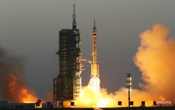 Китайский космический корабль совершил успешную стыковку