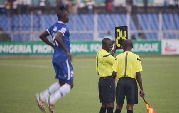 Нігерійського футболіста застрелили на ринку