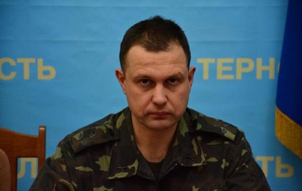 Тернопольского военкома поймали на крупной взятке