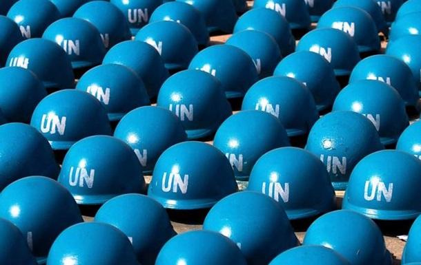 Кто против ввода миротворческой миссии
