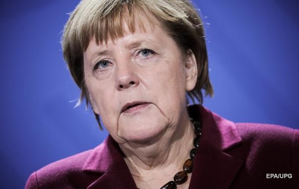 Дорожная карта  требует большой работы – Меркель