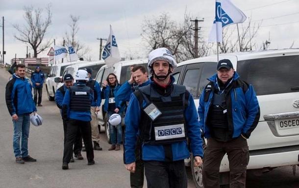 ОБСЄ заявила про обмеження руху в Станиці Луганській