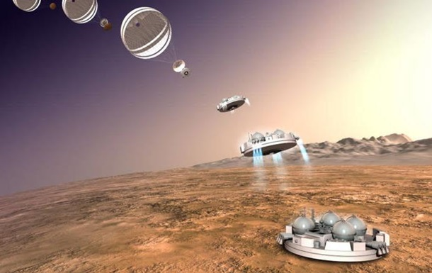 ЭкзоМарс: аппарат Скиапарелли не подает сигнал