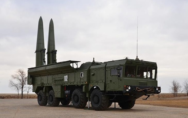 Російські ракетники провели навчання з Іскандерами