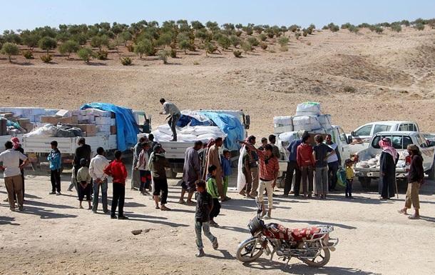 РФ продлила гуманитарную паузу в Алеппо на три дня