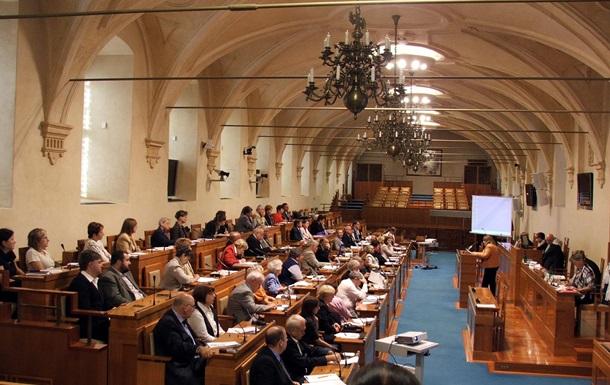 Чехия призвала вернуть Украине границу - Геращенко