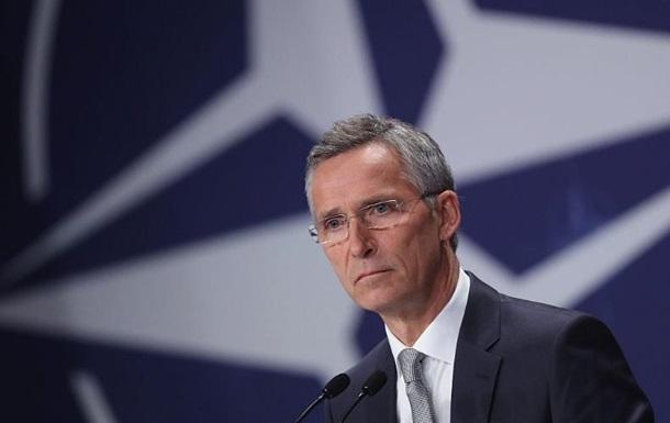 НАТО поддержало  дорожную карту  выполнения Минска