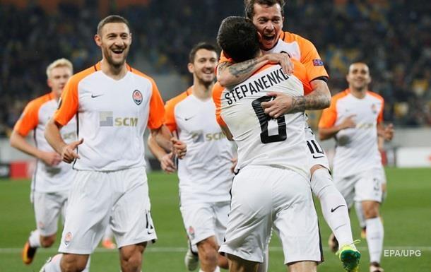 Шахтар - Гент 5:0. Онлайн матчу Ліги Європи