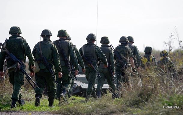 АТО: Взаимные обвинения в нарушении перемирия