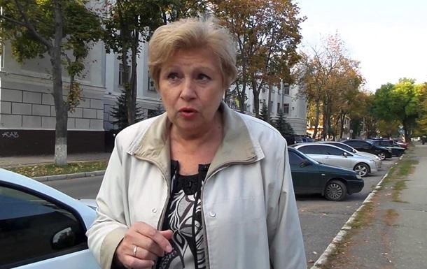 Суд продовжив арешт екс-комуністки Александровської