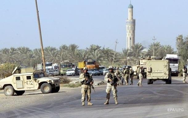 Освобождение Мосула: погиб первый военный США