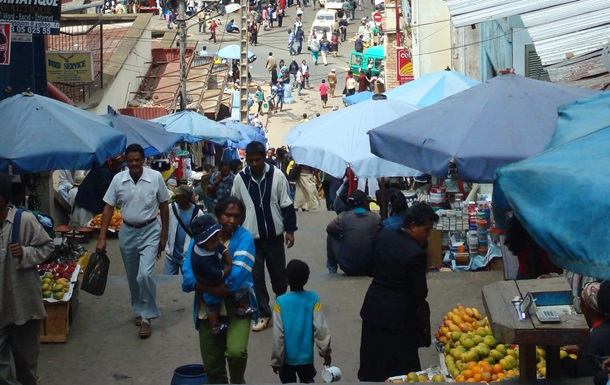 На Мадагаскарі почався голод