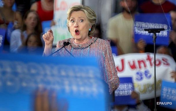 Штаб Клінтон евакуювали через підозрілий конверт