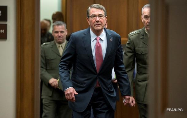 Глава Пентагону прибув з неоголошеним візитом до Іраку