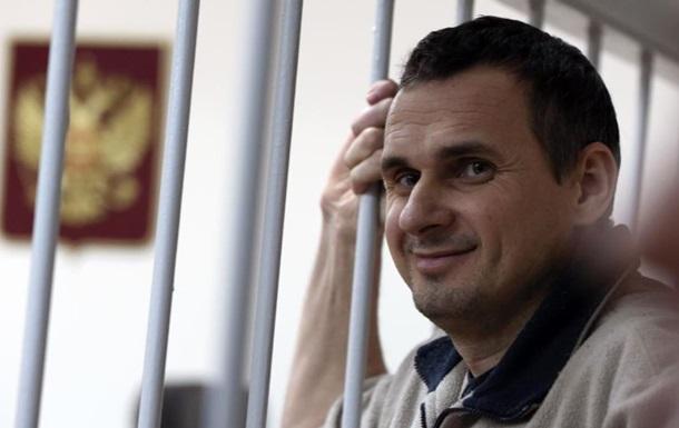 Сенцова перевели в штрафний ізолятор - сестра