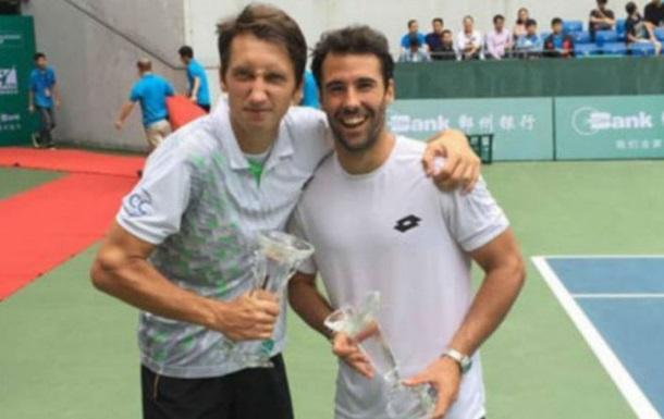 Стаховський виграє парний турнір у Нінбо