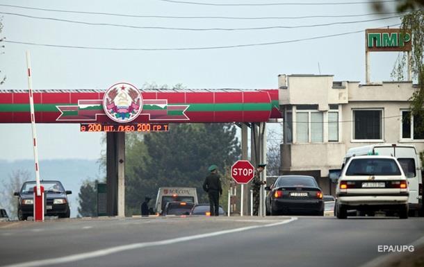 КДБ Придністров я затримав шістьох українців