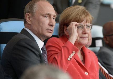 Рівень німецьких інвестицій в економіку Росії зростає