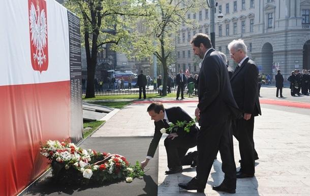 Сім ї жертв катастрофи під Смоленськом проти ексгумації близьких