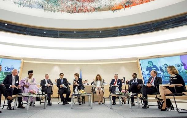 Россию хотят исключить из Совета ООН по правам человека