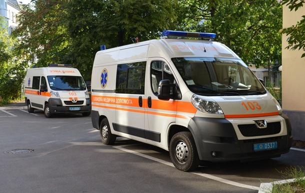 У Києві кілька автомобілів переїхали пішохода