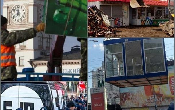Кличко теряет на банде Белоцерковца