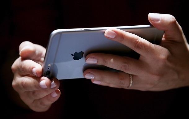 Продажи Apple упали впервые за 15 лет
