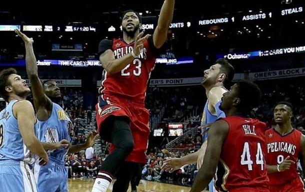 НБА. 50 очок Девіса, перемоги Оклахоми, Торонто і Бостона